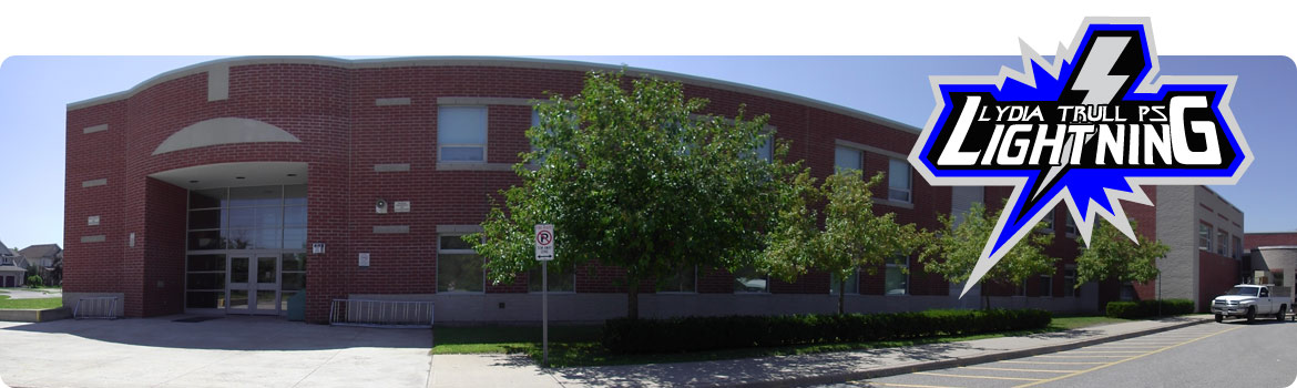 Picture of Front of Lydia Trull Public School